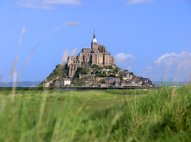 Mt. Saint Michel, Wikimedia